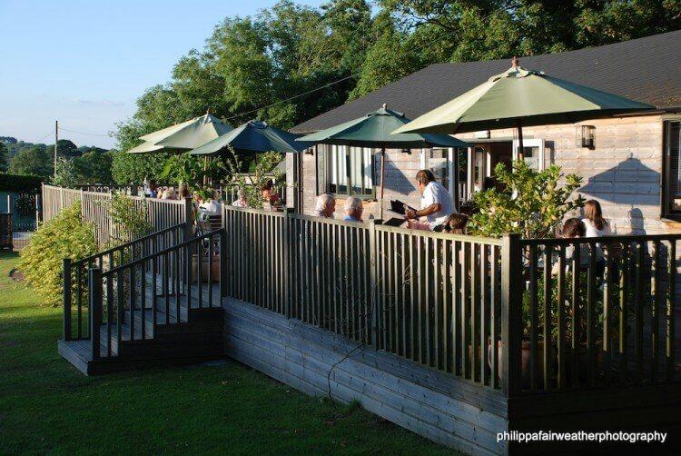 Garden Restaurant Freshwater Isle of Wight