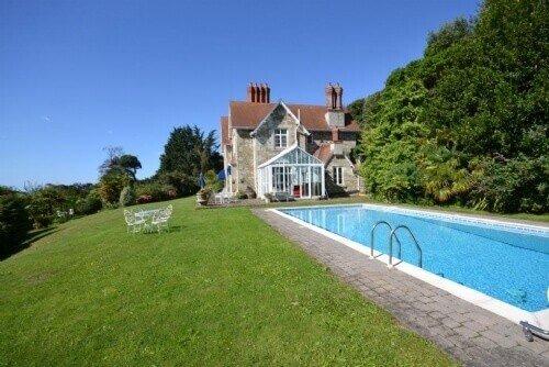 Torwood in Bonchurch, Isle of Wight