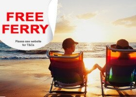 VIP FREE June FERRY Isle of Wight