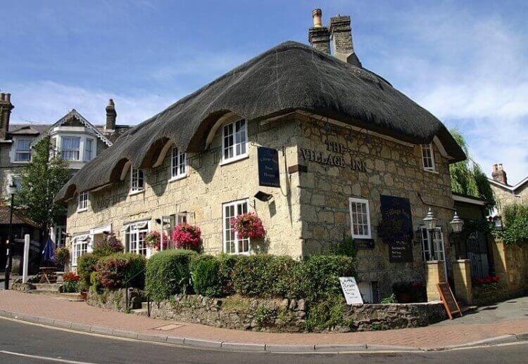 Village Inn Shanklin Isle of Wight