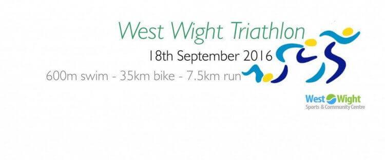 West Wight Triathlon Isle of Wight