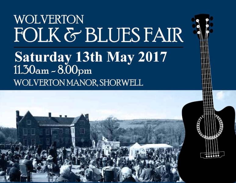 Wolverton Folk & Blues 2017