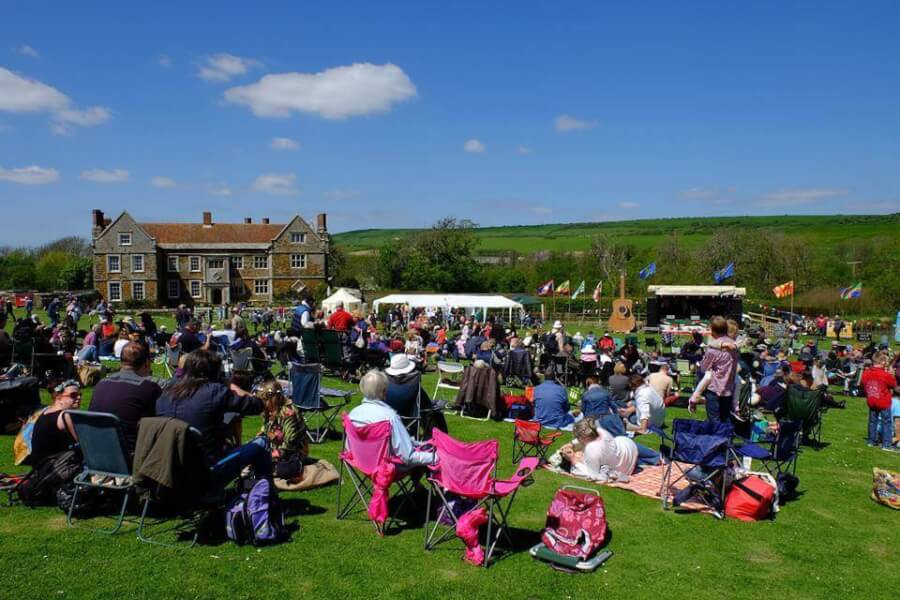 Wolverton Manor Blues and Jazz