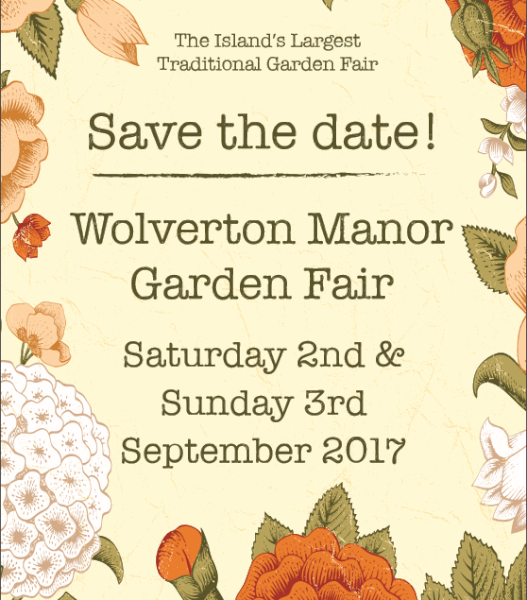 Wolverton Manor Garden Fair 2017 Isle of Wight Events