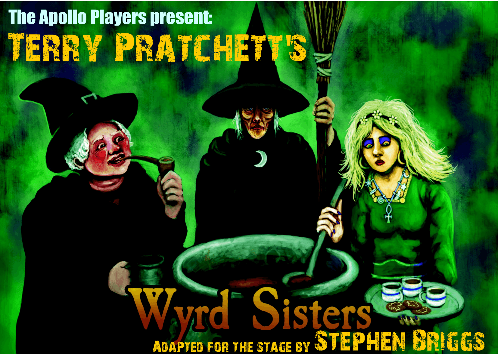 wyrd-sisters-graphic-with-authors Isle of Wight