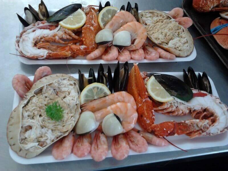 Best Dressed Crab Bembridge Isle of Wight