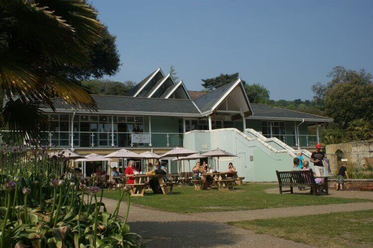 botanic-garden-Ventnor Isle of Wight