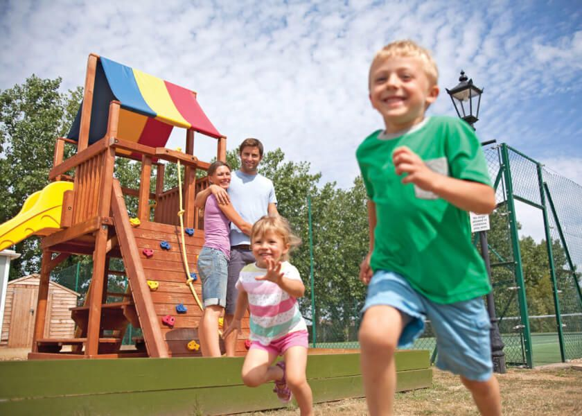 Colwell Bay Holiday Park, Isle of Wight