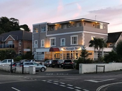 Marlborough Hotel, Shanklin, Isle of Wight