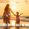 Seaside Specials on the BEAUTIFUL Isle of Wight