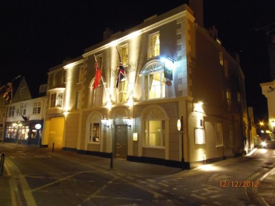 Fountain Hotel, Cowes, Isle of Wight