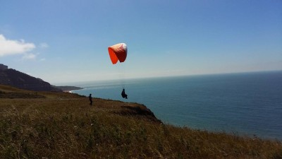 Butterfly Paragliding Isle of Wight