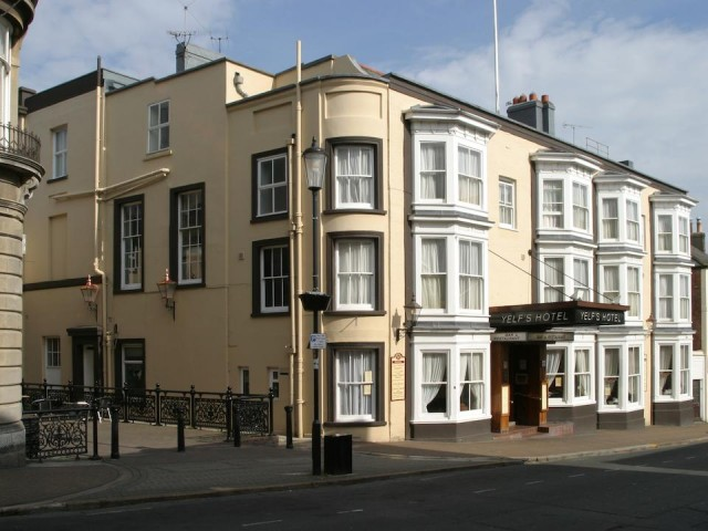 Yelf's Hotel, Ryde, Isle of Wight