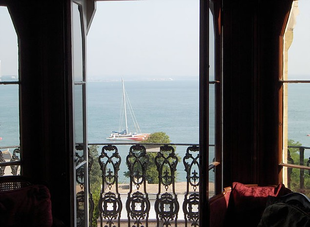 Villa Rothsay, Cowes, Isle of Wight