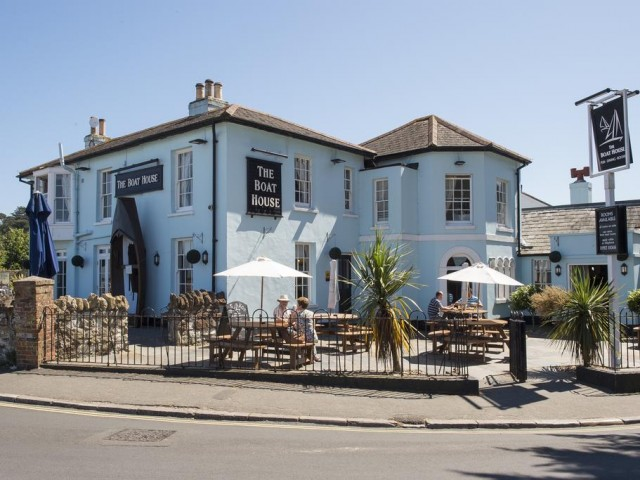 The Boathouse, Seaview, Isle of Wight