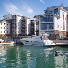 Waterside Quays, Cowes, Isle of Wight