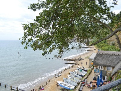 Chine Bluff, Shanklin, Isle of Wight