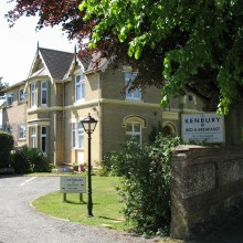 The Kenbury Bed and Breakfast, Shanklin, Isle of Wight
