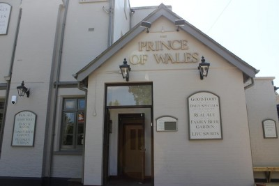 Prince of Wales, East Cowes, Isle of Wight