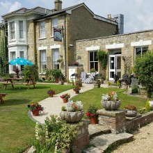 Parkbury Hotel, Sandown, Isle of Wight