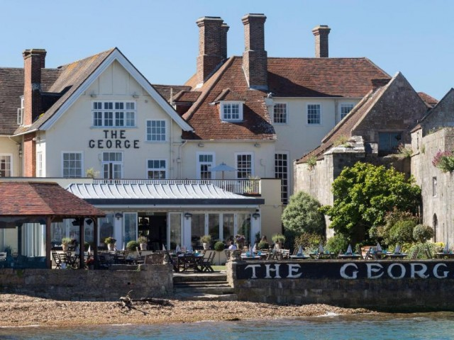 The George Hotel, Yarmouth, Isle of Wight