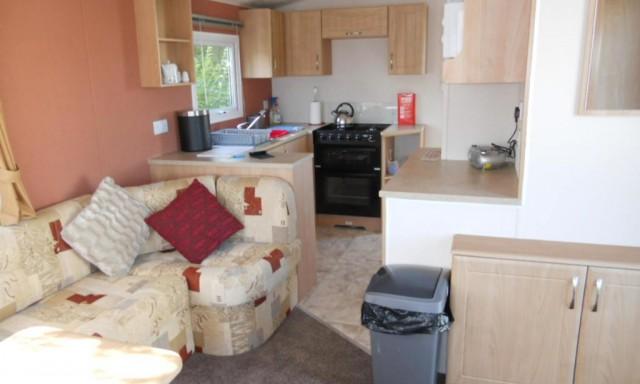 Sunnycott Caravan, Thorness, Isle of Wight
