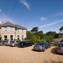 Bourne Hall Hotel, Shanklin, Isle of Wight