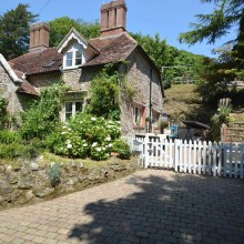 1 Apse Castle Cottages, Shanklin, Isle of Wight