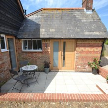 Alberts Dairy Cottage, East Cowes, Isle of Wight