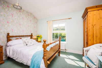 Highdown Inn Bedroom