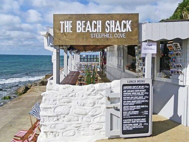 Beach Shack, Steephill, Isle of Wight