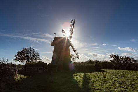Bembridge Windmill, Isle of Wight