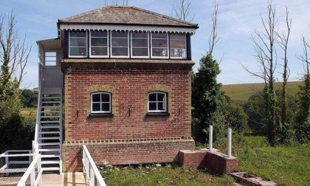 Brading Station Visitor Centre, Isle of Wight
