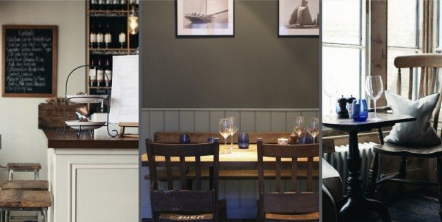 The Coast Bar & Dining Room, Cowes, Isle of Wight