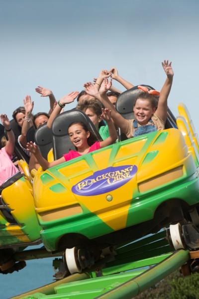 Coaster Fun!