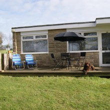 Crows Nest, Sandown Bay Holiday Centre, Isle of Wight