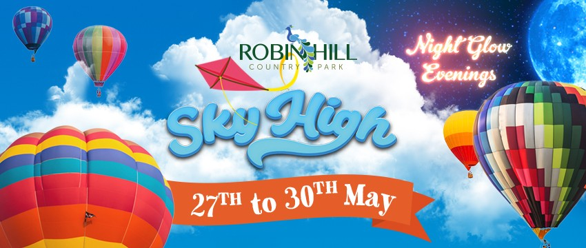 The sky's the limit at Robin Hill