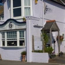 Ganders Restaurant, St Helens, Isle of Wight