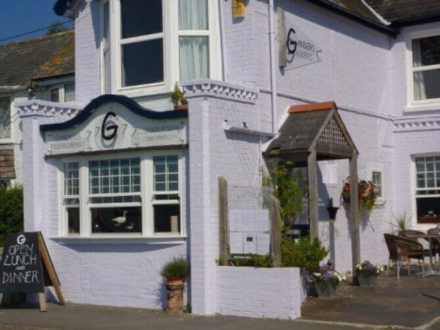 Ganders Restaurant, St Helens, Isle of Wight
