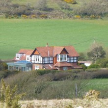 Golf House, Totland, Isle of Wight