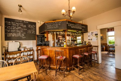 Highdown Inn Bar