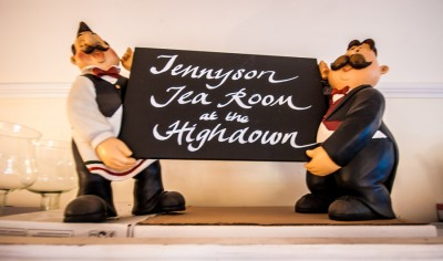 The Tennyson Tea Room