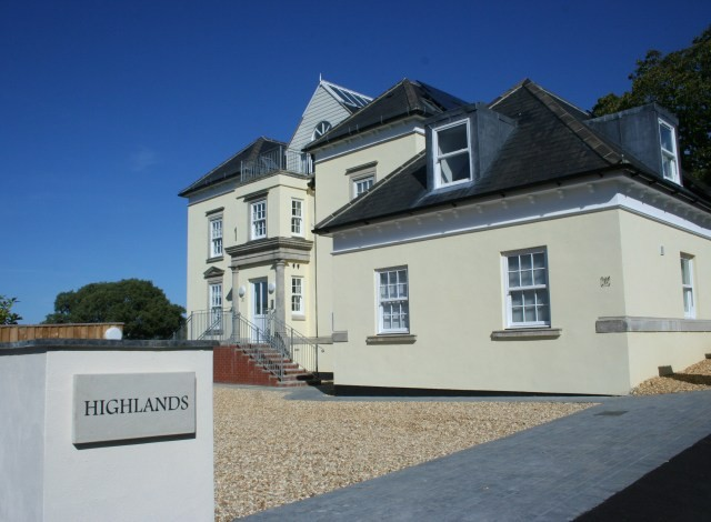 Highlands Apartments, Shanklin, Isle of Wight