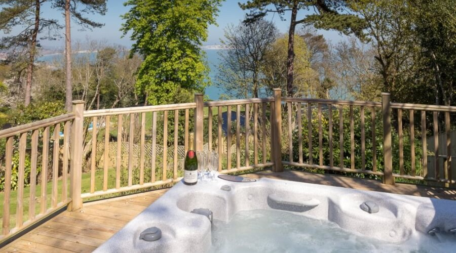 The Seascape, luxury self catering holidays on the Isle of Wight