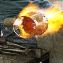 Isle of Wight Studio Glass, Arreton Barns Craft Village, Isle of Wight