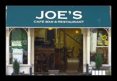 Joe's Cafe Bar Restaurant, Ryde, Isle of Wight