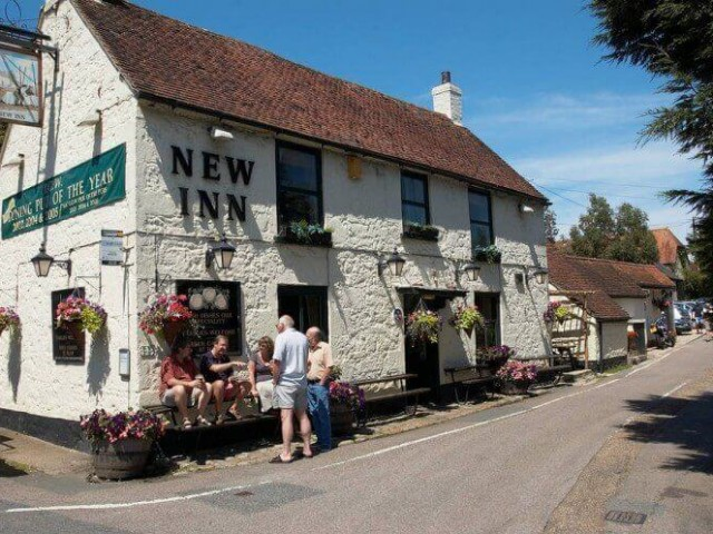 The New Inn – Bar and Restaurant, Shalfleet, Isle of Wight