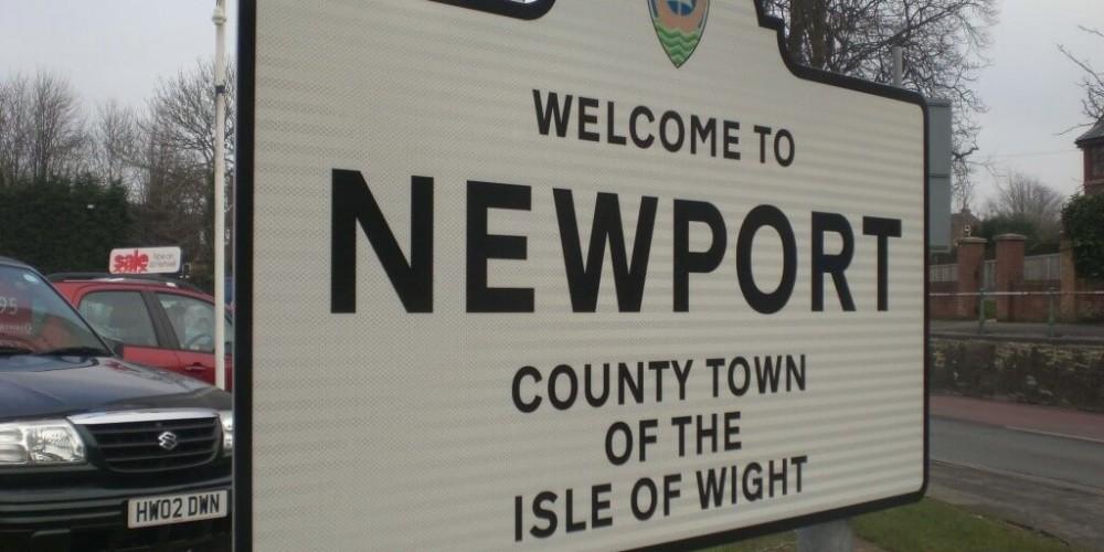 SPOTLIGHT on Newport, our capital!