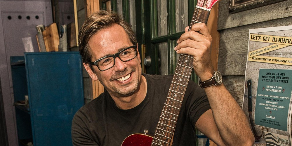 Jack-Up the Summer with Nick Heyward