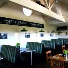 Off the Rails – Yarmouth – Restaurant